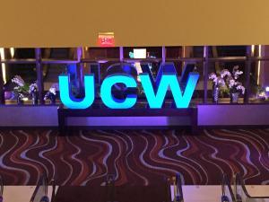 3D Letters - UCW 2016