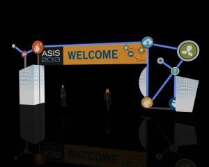 ASIS 2013 Entrance Unit