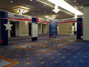 Entrance Unit - AAS 2014