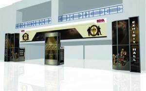 NDIA 2016 Entrance Unit