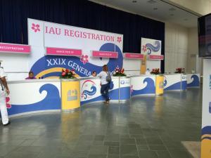 Registration - IAU 2015